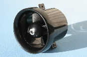 HET 6904 Housing/Inlet Ring only - 70mm