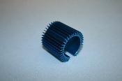 28mm Heat Sink, axial finned