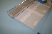 "Mylar - Thrust Tube Mat'l .005""x 20""x36"""