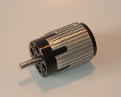 Jetfan 120-2 Heat Sink,50mm Motors (slotted)
